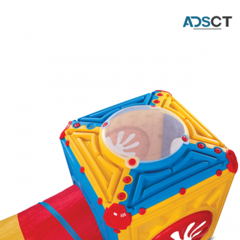 Activity Cube With 1 Tunnel