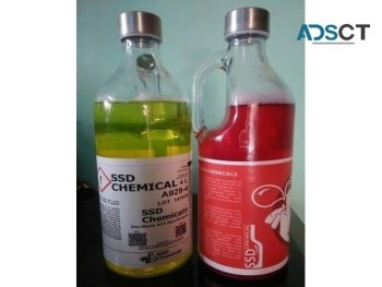 First grade ssd chemical solution and ma