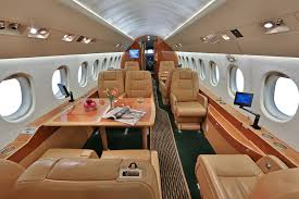 Aircraft charter and maintenance busines