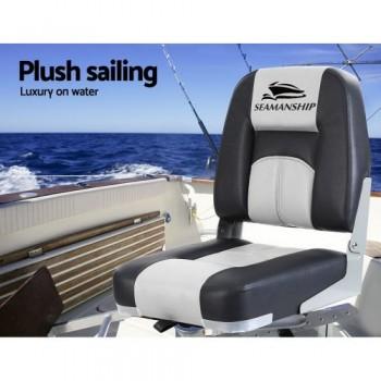 Seamanship 2X Folding Boat Seats
