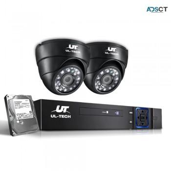 UL-Tech 1080P CCTV Security System