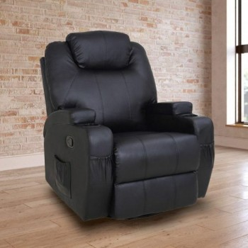 Massage Sofa Chair Recliner 360 Degree S