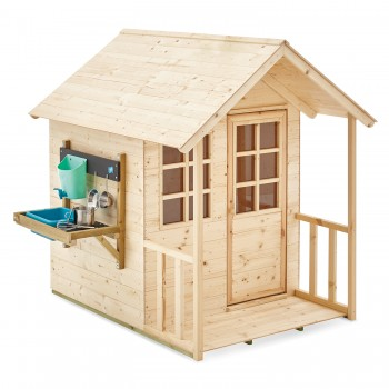 TP Deluxe Meadow Cottage Playhouse w Kit