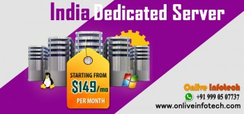 India Dedicated Server - Onlive Infotech