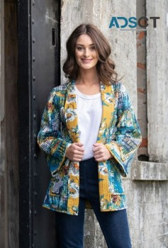 Womens Jackets Australia -Cotton Dayz