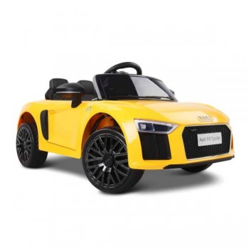 Rigo Kids Ride On Audi R8 – Yellow