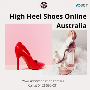 Affordable High-Quality High Heel Shoes