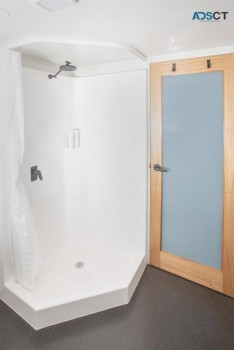 Luxurious Portable Showers For Hire
