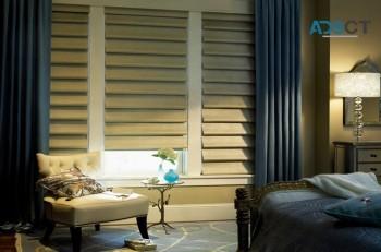 Best winter offer sale roman blinds