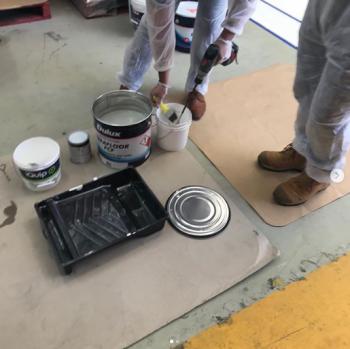 House Painters Perth WA - Delicate Paint