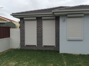 Why choose domestic roller shutters