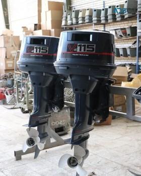 Yamaha Outboard Engine 115hp