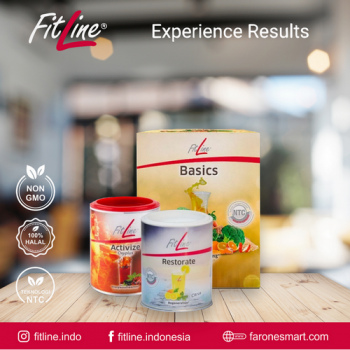FitLine® – An optimized nutrition soluti