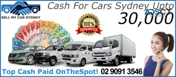 Cash For Cars Sydney - We Pay Cash On Th