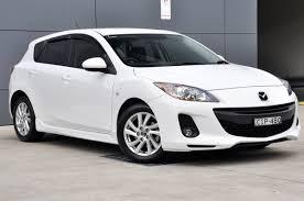2012 Mazda 3 Maxx Sport BL Series 2 Auto