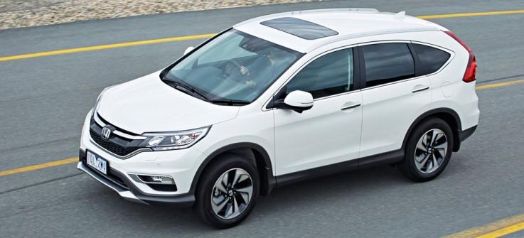 2015 Honda CR-V DTi-L Limited Edition Au