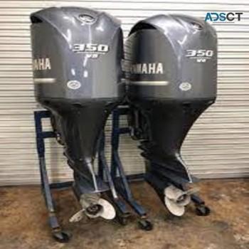 Yamaha 350HP 4 Stroke Outboard Motor