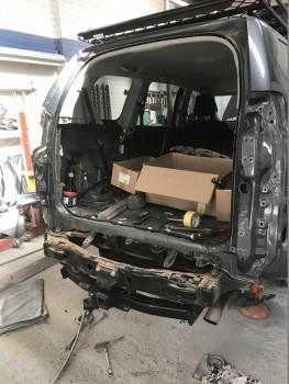Bumper Repairs in Ringwood
