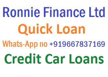 QUICK LOAN OFFER ...