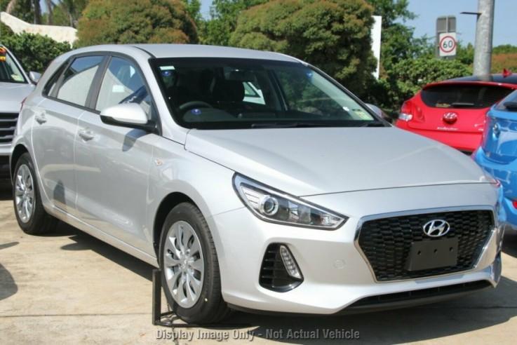 2017 Hyundai i30 Go