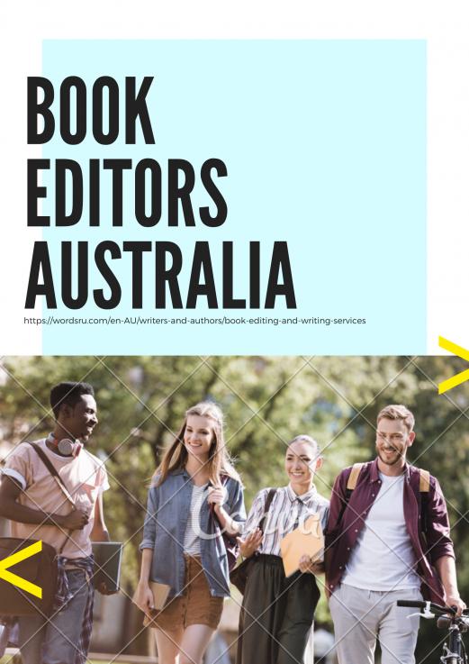BOOK EDITORS