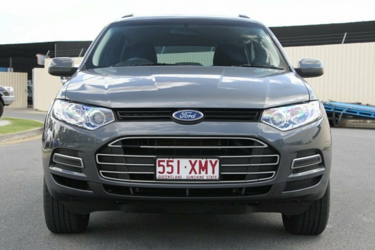 Ford Territory TX Seq Sport Shift AWD Wa