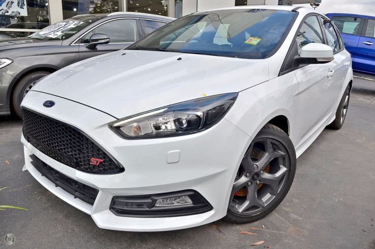 2017 ford focus st manual