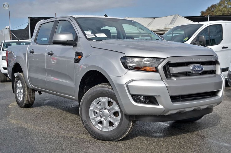 2017 Ford Ranger XLS PX MkII Manual 4x4
