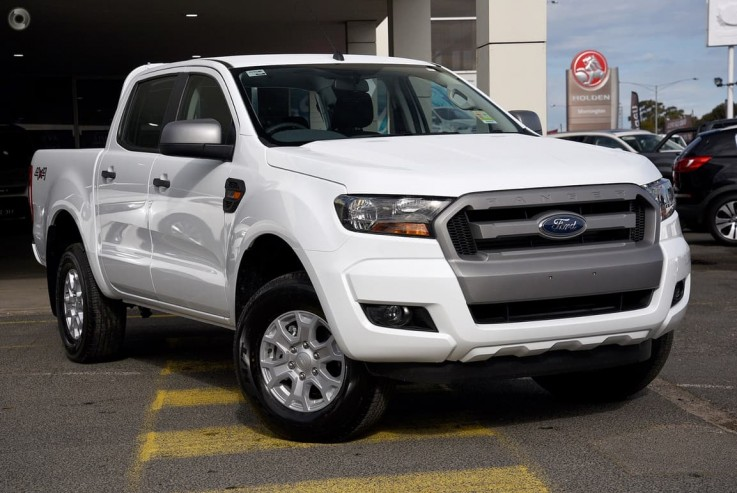2018 Ford Ranger XLS PX MkII Manual 4x4
