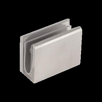 Pius Glass Panel Clip – Abi Interiors