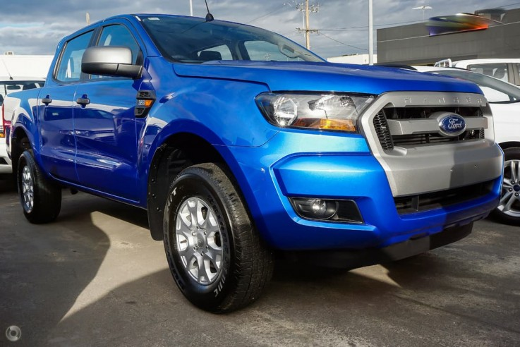 2018 Ford Ranger XLS PX MkII Auto 4x4 MY