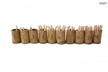 Bamboo Counting Set