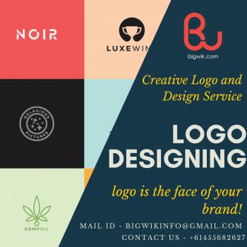 Logo Design Services | Logo Designing Agency in Sydney