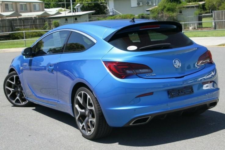 MY16 Holden Astra VXR Hatchback For Sale