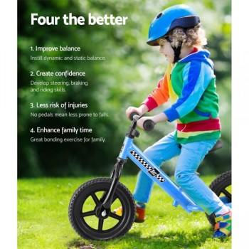 Kids Balance Bike Ride On Toys Puch Bicy