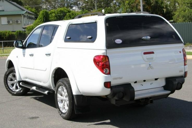 MY13 Mitsubishi Triton GLX-R Double Cab