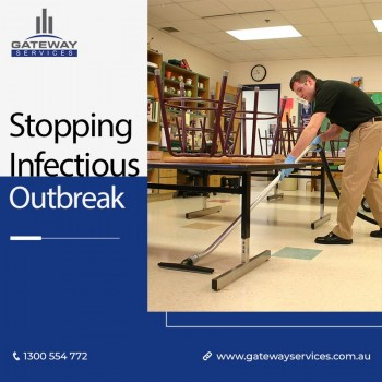 Get Professional School Cleaning in Sydney