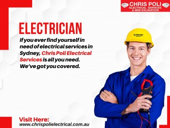 Electrician In  - Chris Poli Electrical