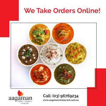 Order Takeaway Online in Melbourne
