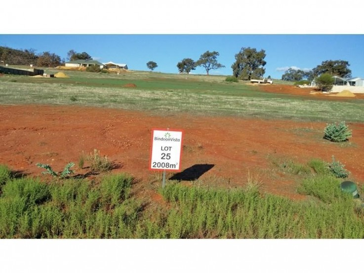 LOT 25 FUSCHIA DRIVE, BINDOON