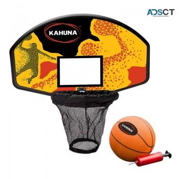 Kahuna Trampoline Basketball ring