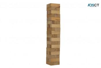 54 Piece Giant Jenjo Outdoor Wood