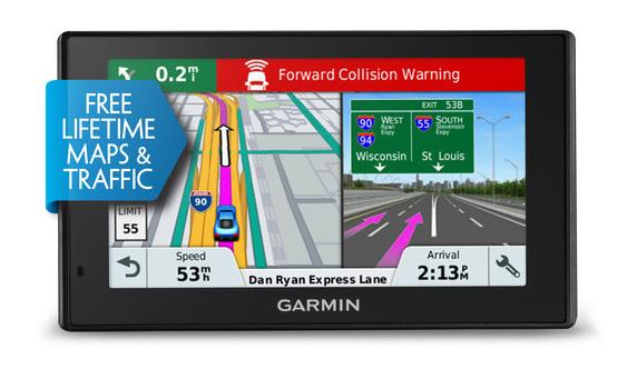DriveAssist™ 51 LMT-S GPS