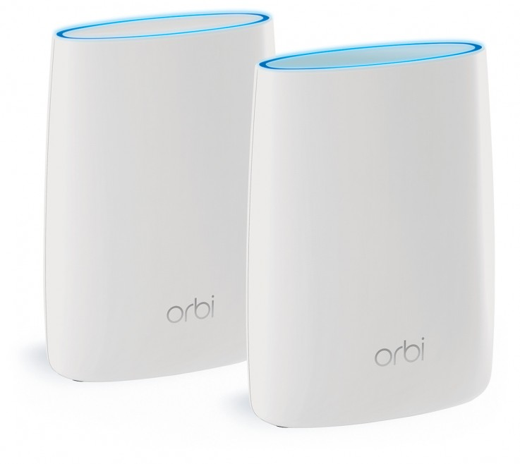 Orbi AC3000 Tri-band WiFi Router System