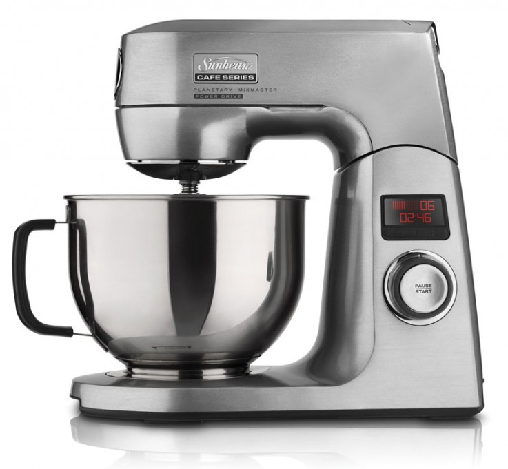 Cafe Series® Planetary Mixmaster® Power