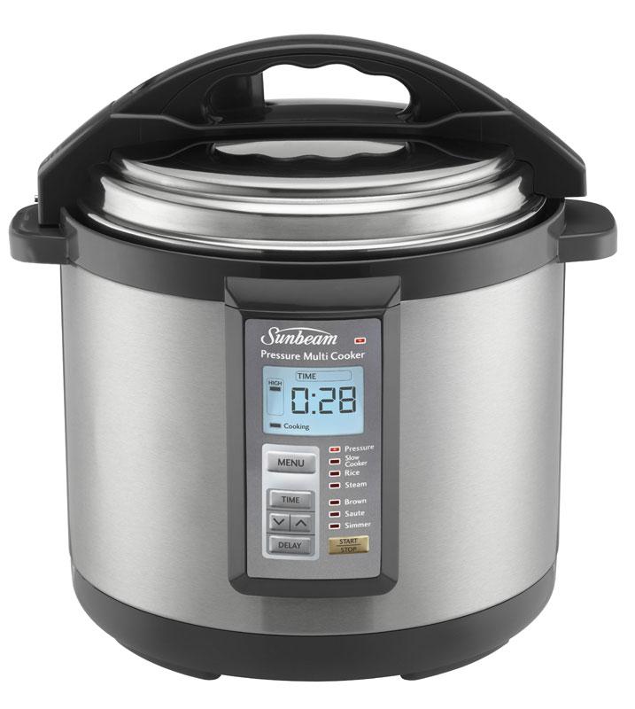 Aviva™ 6L Electronic Pressure Cooker