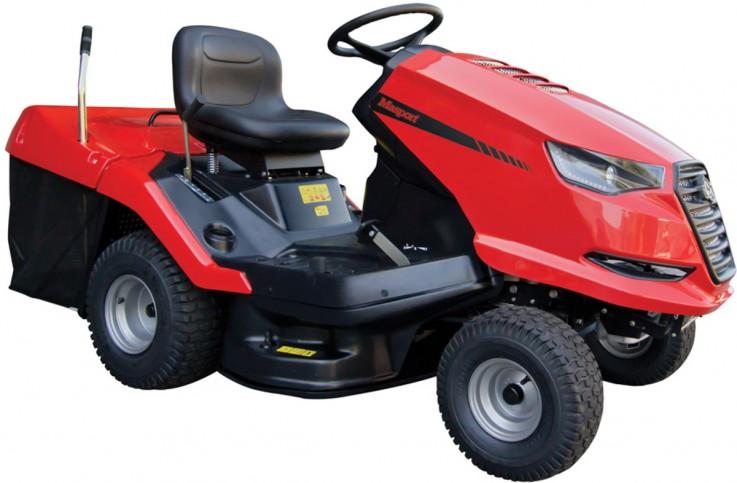 S155 92HD Ride-On Mower