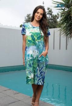 Women Cotton Dresses - Cotton Dayz