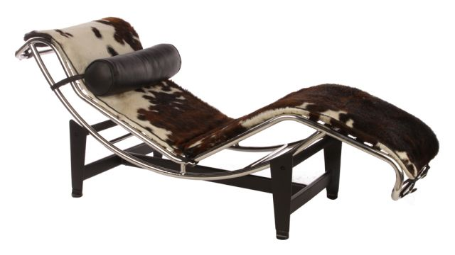 Replica Le Corbusier Chaise Lounge LC4 -
