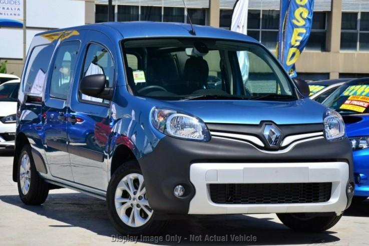 2017 Renault Kangoo Maxi LWB Crew